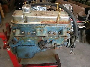 1967 73 Pontiac Firebird 455 HO RAM Air 670 Heads High Performance Engine Runs