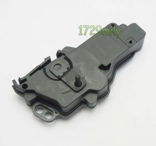 Door Lock Actuator Ford Lincoln Mercury Passenger Side Font Rear Right Black New