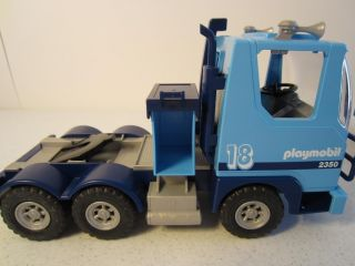 Playmobil Container Semi Truck Trailer 4447