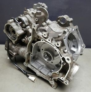 Yamaha Grizzly 660 Engine Crankcase Crank Cases Rhino Motor Block