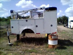 Utility Service Truck