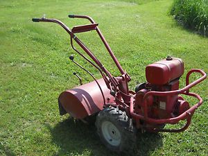 Troy Bilt Horse Tiller 7HP Kohler Runs Good Indiana