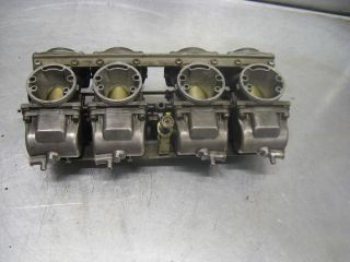 Kawasaki KZ1000 KZ 1000 77 Carburetors Carbs