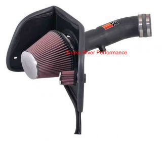 K N Cold Air Intake 2007 2012 Chevrolet Colorado GMC Canyon Hummer H3 3 7L L5