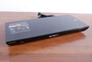 Sony BDP BX59 1080p HDMI Blu Ray Player 3D Network Media Homeshare Built in WiFi 0027242840317