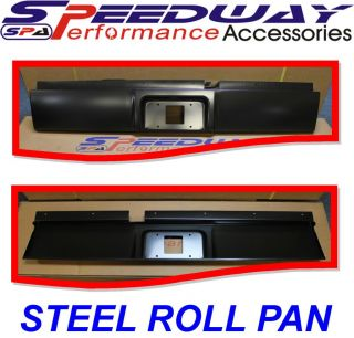 Dodge Roll Pan 02 03 04 05 06 07 08 Dodge RAM 1500 Fullsize Pickup Truck Bumper