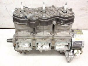 1998 1999 Ski Doo 800 Triple Snowmobile Engine Rotax 809 Mach Z Motor