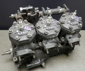 Arctic Cat ZRT 600 Triple Engine Motor Block Snowmobile 1996