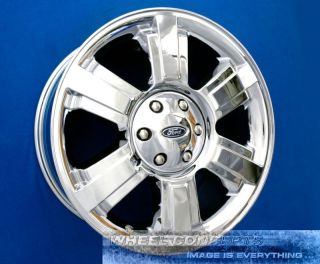 "Ford F150 Lariat 20"" Chrome Wheel Exchange King Ranch 20 inch 3646 F 150"