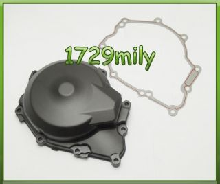 Stator Engine Cover Crank Case Fit for Yamaha YZF R6 06 07 08 09 10 with Gasket