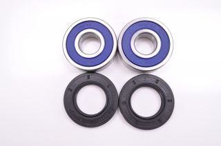 2002 2007 Honda VTX1800R Front Wheel Bearing Seal Kit