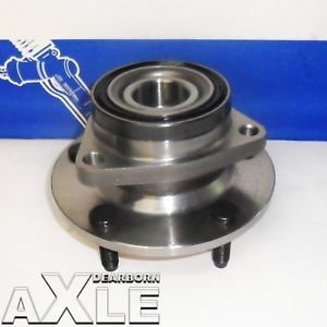 Front Dodge RAM 1500 Wheel Hub Bearing 4x4 Non ABS