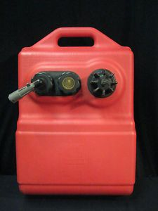 6 Gallon Boat Fuel Tank