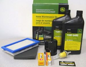 John Deere Home Maintenance Kit LG256  X300 X300R X304