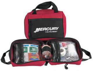 Mercury Marine Outboards Boat Safety First Aid Kit MERC8008