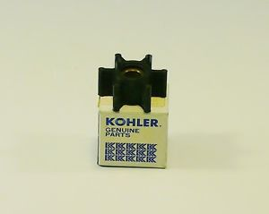 New 250872 Kohler Generator Water Pump Impeller Marine Boat