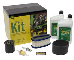 John Deere Home Maintenance Kit for Models LX172 LX176 and More Lawn Tractor