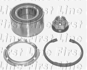 Front Wheel Bearing Kit for Renault Twingo II 1 2I Turbo 07 07 FBK913