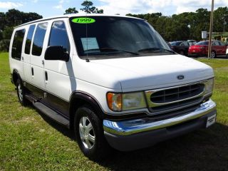 1999 Ford Econoline Conversion Van E 150 352 428 0847