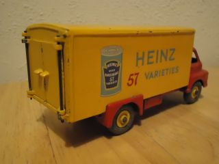 Tough Dinky Toys Big Bedford Heinz 57 Truck Vintage