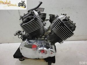 05 Yamaha V Star 650 VStar XVS650 Engine Motor Videos 12 687 Miles