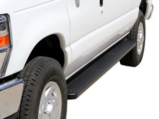 Ford Econoline Van 1982 2012 Factory Style Running Boards Step Bars