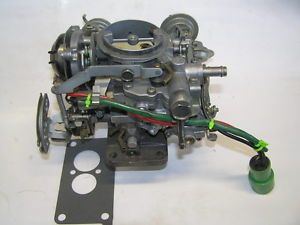 1981 Toyota Corolla 3TC Engine Carburetor Rebuild