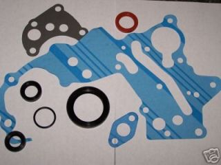 DSM 4g63 6 Bolt Oil Pump Gasket Kit Mitsubishi Eclipse Eagle Talon galant VR4