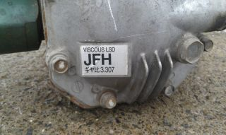 1995 1998 Eagle Talon Mitsubishi Eclipse Limited Slip Differential