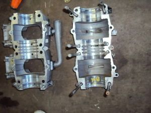 Polaris XC 700 RMK Indy Engine Cases Liberty 2000 XC700