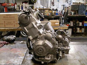 Used Yamaha Grizzly 700 2008 Motor Engine Used Parts ATV UTV Sleed Motorcyles