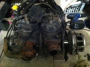 Arctic Cat 700 EFI Engine and Clutch Golf Cart Snowmobile Go Cart