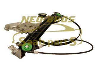 Saab 9 3 04 Conv Right Front Window Regulator Mechanism New Genuine 12832852