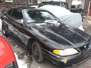 1996 96 Ford Mustang GT Coupe Good Running 8 281 4 6L MFI Engine Auto Trans