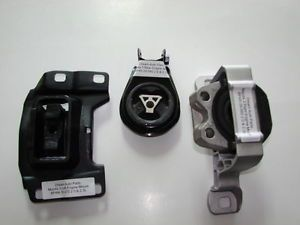 Mazda 3 04 09 Motor Engine Mount Kit 2 0L