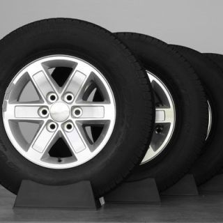 "17"" GMC Sierra 1500 Yukon Factory OEM Wheels Rims Tires"