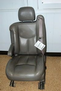 2003 2006 Chevy Silverado Sierra Leather Truck Seats