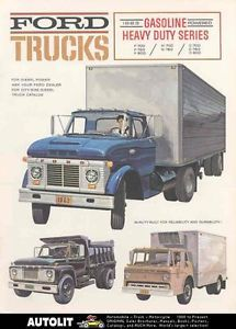Ford Heavy Duty Trucks