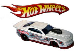 Hot Wheels Race Rods 2010 Pro Stock Chevrolet Camaro Exclusive