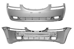 2004 2008 Chevy Aveo Front Bumper Painted to Match
