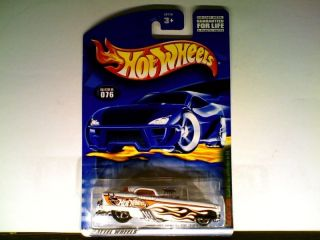 Hot Wheels Logo Motive Series Metrorail Nash Metropolitan