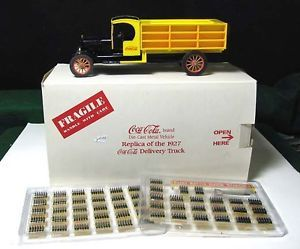 Danbury Mint 1927 Replica Coca Cola Delivery Truck