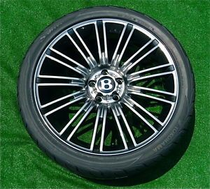 4 New Bentley Continental GT Flying Spur Speed 20 inch Wheels Tires Supersports