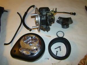 EPS15508 Harley FXRT FXR FXRS FXRP EVO Motor Parts CV Carb Air Cleaner Cover