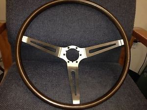1963 1964 1965 1966 1967 68 Chevy Corvette Steering Wood Wheel Chevrolet 60'S