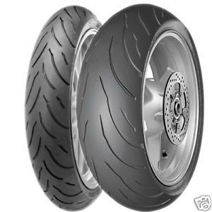 New Continental Motion Front Rear Tires Set 120 70R 17 190 50ZR 17