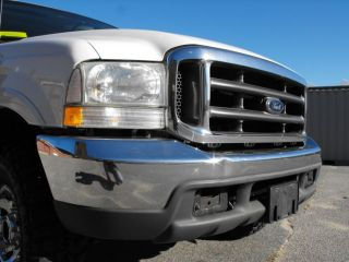 2004 Ford F250 XLT 6 0L Powerstroke Turbo Diesel Extended Cab 4x4 not F 350