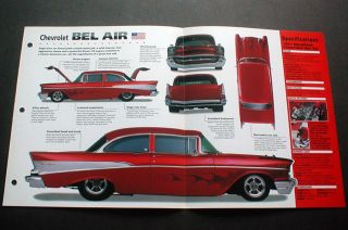 1957 Chevy Bel Air Seat