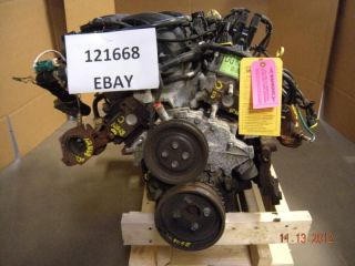 2004 Ford Taurus 3 0L Engine Motor Assembly OHV Vulcan Flex Fuel 91K 04 05 06