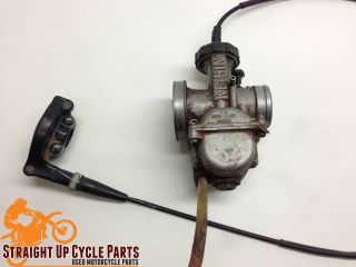 1992 Honda CR125R CR125 Carburetor Carb